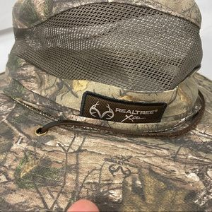 Realtree Camouflage Hat Size Small / Medium